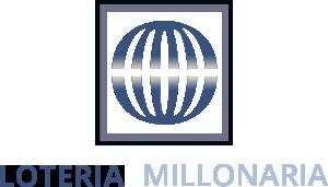 Logo de Lotería Millonaria, administración Nº 1 de Loteria en Alboraya