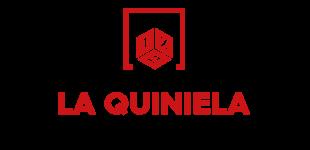 Logo oficial La quiniela
