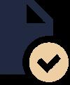 Logo descriptivo para gestiones gratuitas